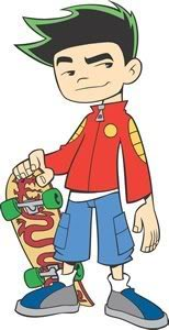 American Dragon: Jake Long hình nền with anime called Jake Long