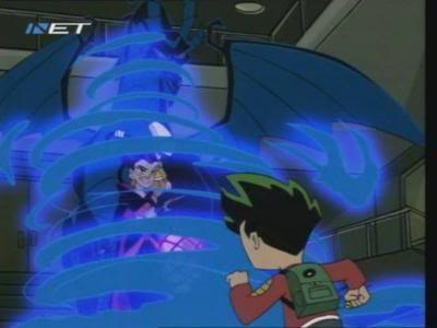 American Dragon: Jake Long achtergrond entitled Jake vs Chan