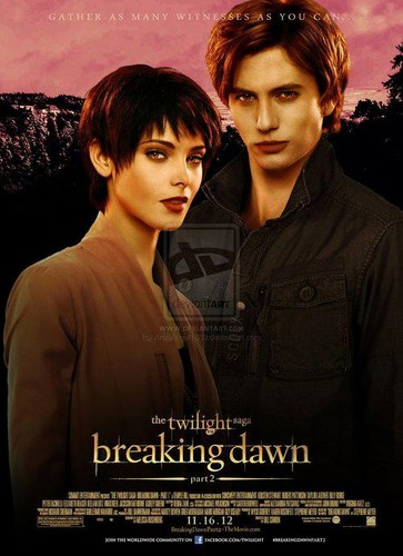 Jalice Breaking Dawn Poster ♥