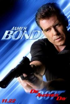 James Bond from Die another jour