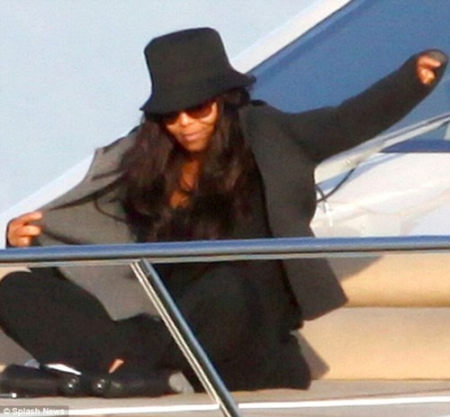 Janet and Wissam in Italy Today