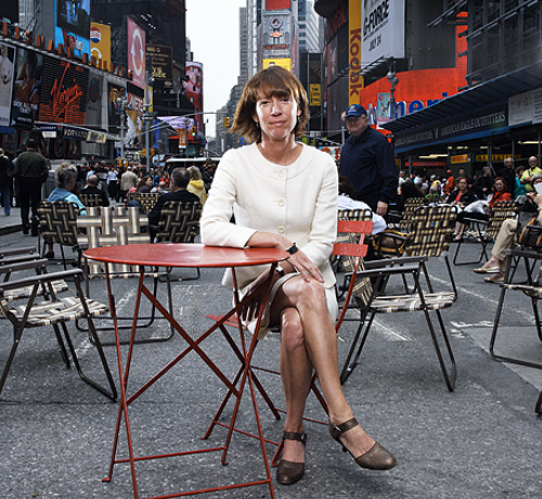 Janette Sadik-Khan, Carbon Fighter