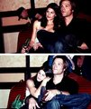 Jared & Gen - jared-padalecki-and-genevieve-cortese fan art