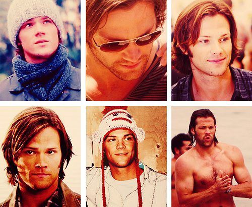 jared padalecki wallpaper containing a portrait titled Jared