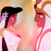 Jasmine & Aladdin wedding ~ ♥  - princess-jasmine icon