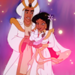 Jasmine & Aladdin wedding ~ ♥