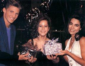 Jason, Robin, and Brenda