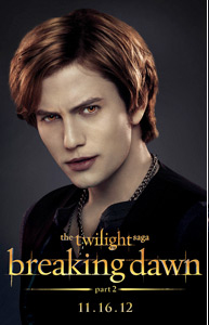 Jasper Hale - Breaking Dawn part 2