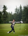 Jeff Davis Golfing
