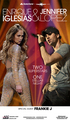 Jennifer Lopez & Enrique Iglesias Tour Poster - enrique-iglesias photo