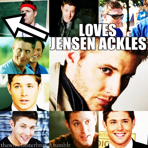 Jensen Ackles Obsession ★