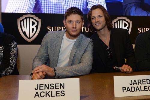 Jensen & Jared - Comic Con