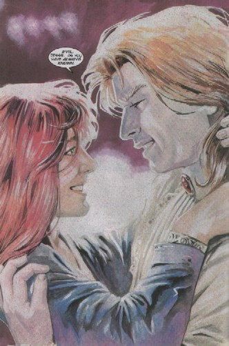 Jesse and Lestat - QotD comic