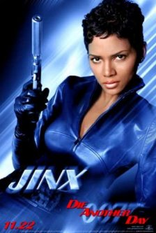 Jinx from Die another jour