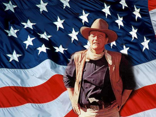 John Wayne wallpaper probably with a boater titled John Wayne