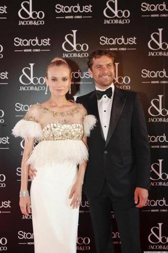 Joshua Jackson and Dianne Krueger