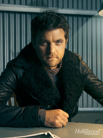 Joshua Jackson in The Hollywood Reporter - Comic Con 2012