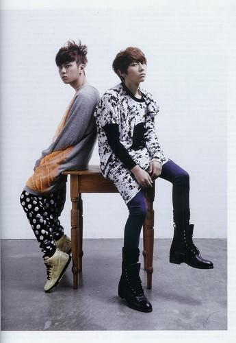 Junhyung AND Hyunseung