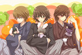 Junjou romantica - yaoi fan art