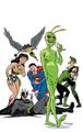 Justice League  - dc-comics fan art