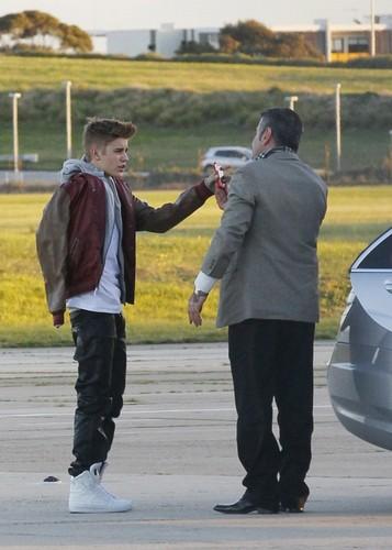 Justin Bieber Australia , 2012