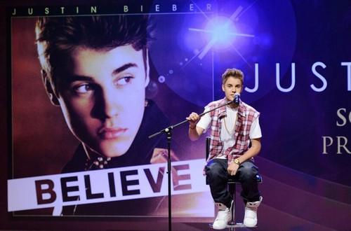 Justin Bieber in Malaysia 2012