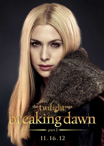 Kate- Denali - Breaking Dawn part 2