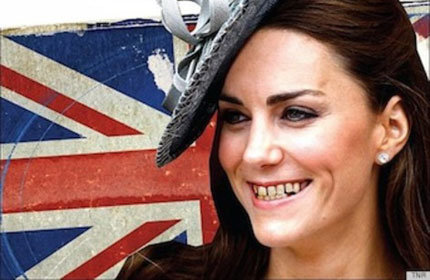 Kate Middleton Made to Look Ugly on the Cover of 'New Republic'