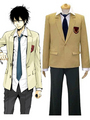 Katekyo Hitman Reborn Namimori High School Uniform Cosplay Costume
