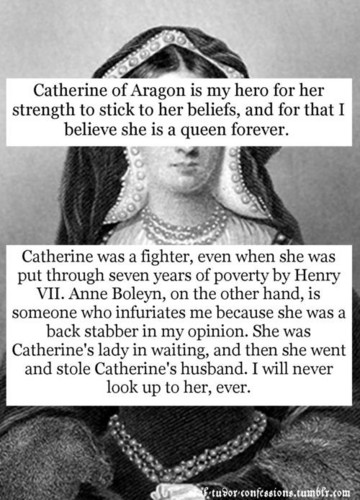 Katherine of Aragon Confessions