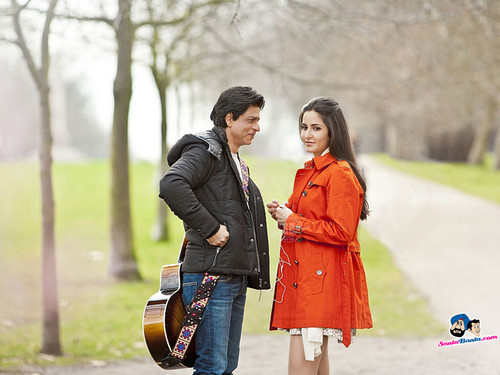 Katrina and Sharukh