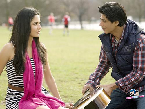 Katrina and Sharukh