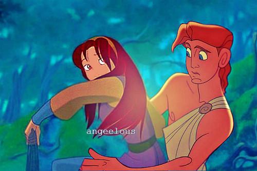 Kayley & Hercules.