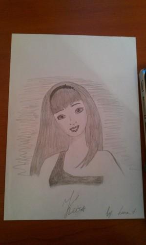 Keira (portrait)