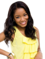 Keke Palmer as Shaunee Cole - house-of-night-series photo