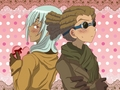 Kidou and Sakuma