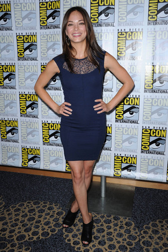 Kristin at Comic Con 2012 (Day 1)