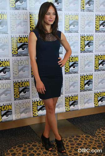 Kristin at Comic Con 2012 (Day 1)