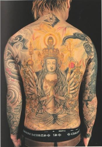 Kyo- Rock Ink tattoo Foto book, 2012