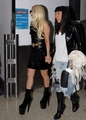 Lady Gaga at Sydney airport leaving Australia (July 9th) - lady-gaga photo