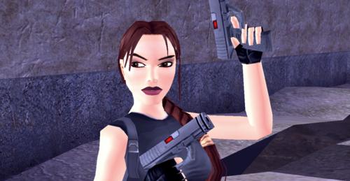 Lara Croft XNA Lara