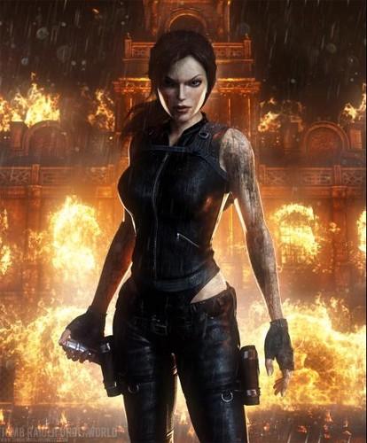 Lara's Doppelganger