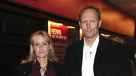 Lars Mikkelsen and Anette Støvelbæk