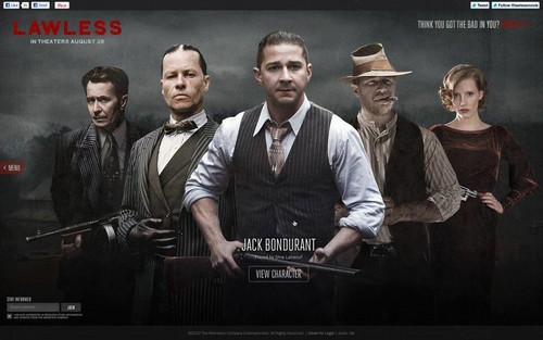 Lawless - tom-hardy Photo