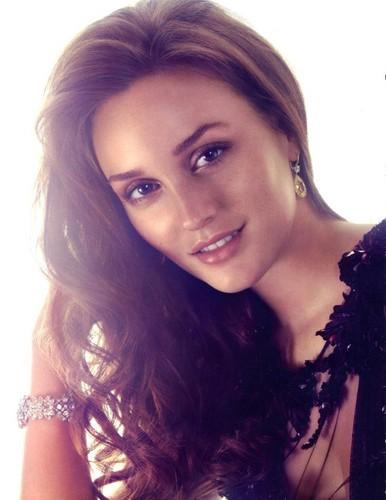 Leighton in Vogue China
