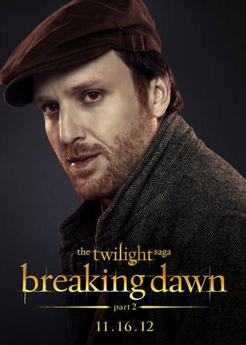 Liam - Irish - Breaking Dawn Part 2 poster