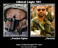 Liberal Logic - debate photo