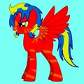 Lightning Dash, Daughter of Rainbow Dash