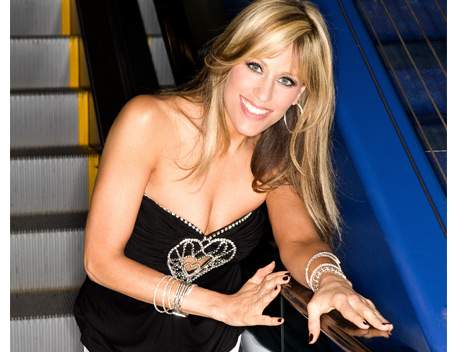 Lilian Garcia দেওয়ালপত্র probably with a ককটেল dress and a portrait titled Lilian Garcia Photoshoot Flashback