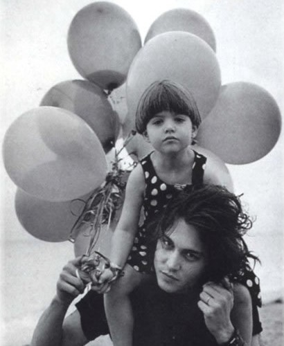 Johnny and Lily
